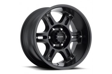 Method Race Wheels Split Six, 17x8.5 with 5 on 5.5 Bolt Pattern - Black MR30378555500 Method Race wheels