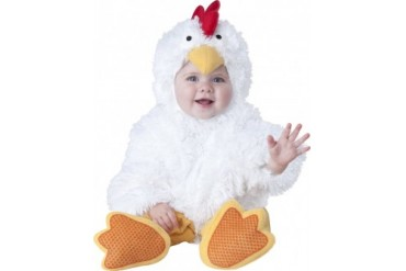 Infant Cutie Chicken Halloween Costume
