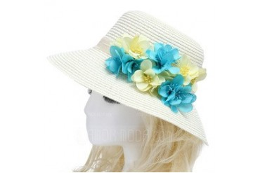 Nice Imported Paper/Rattan Straw Hats (042052551)