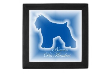 Bouvier Pets Keepsake Box by CafePress