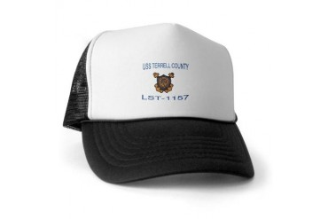 County Trucker Hat by CafePress
