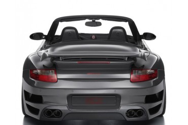 TechArt GTstreet Aero Kit Porsche 997.2 Turbo Cabriolet 10-12