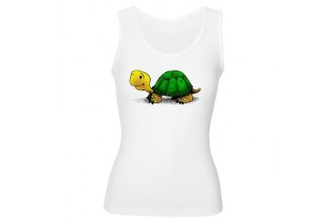 Women's Turtle Tank Top Turtle Women's Tank Top by CafePress