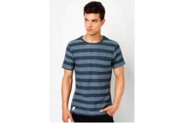 Herringbone Stripe T-Shirt