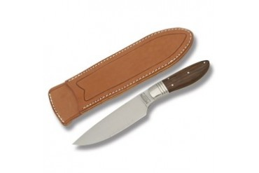 Northwoods Knives Custom Drop Point Hunter with Cocobolo Handle