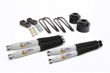 Daystar 2.5 Inch Suspension Lift Kit with Scorpion Shocks KF09051BK Complete Suspension Systems and Lift Kits