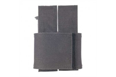 Injected Molded Double Mag Pouches - Injected Molded Double Mag Pouch Black Sig P229