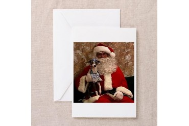 Christmas/Chanukah IG Greeting Cards Hanukkah Greeting Cards Pk of 10 by CafePress