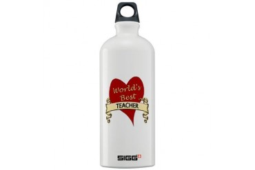Occupations Sigg Water Bottle 1.0L by CafePress