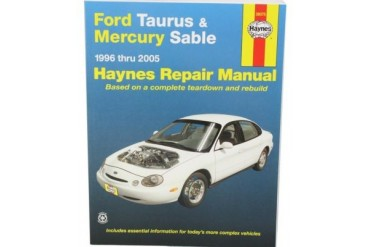 1996-2005 Mercury Sable Manual Haynes Mercury Manual 36075 96 97 98 99 00 01 02 03 04 05