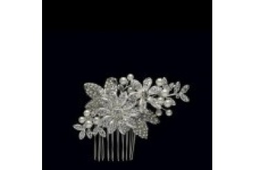 Symphony Bridal Hair Combs - Style CB1114