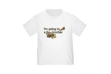 Big Brother to be Toddler T-Shirt