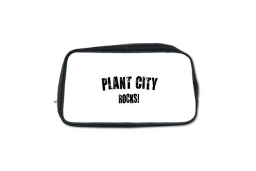 Plant City Rocks Florida Toiletry Bag by CafePress