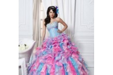 Quinceanera Collection Quinceanera Dresses - Style 26706