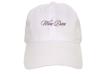 Wine Diva Cap by CafePress