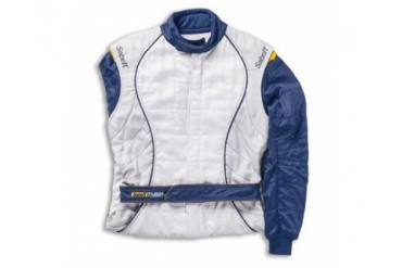 Sabelt Fireproof Racing Suit Series TI-301 Blue-White EU 54M