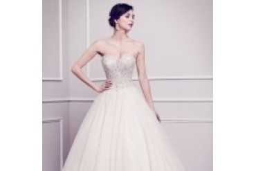 Kenneth Winston Wedding Dresses - Style 1585