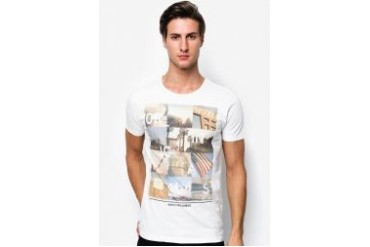 Jack & Jones Cobo Graphic T-Shirt