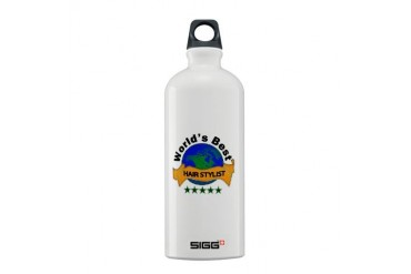 Earth Sigg Water Bottle 0.6L by CafePress