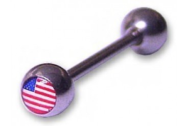 American Flag Body jewelry