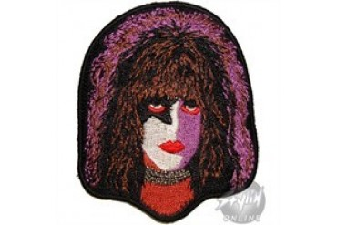 Kiss Paul Stanley Face Patches