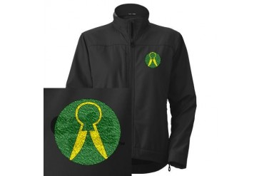 Durham and North Riding County Division Women's Pe Army Women's Performance Jacket by CafePress