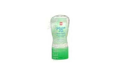 Johnsons Baby Oil Gel With Aloe Vitamin E 6.5 oz