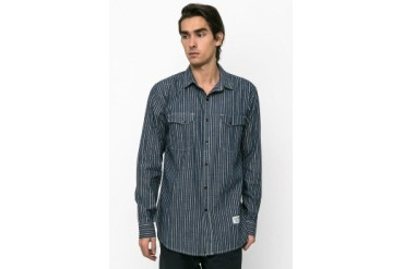 16DS Barra Stripe Shirt
