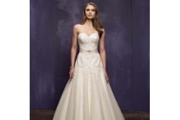 Ella Rosa Wedding Dresses - Style BE217
