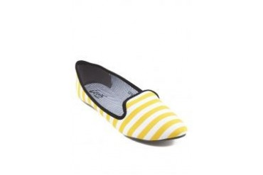Louis Cuppers Striped Slipper Shoes