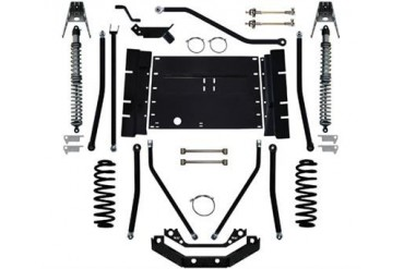 Rock Krawler 3.5 Inch X Factor Plus Comp Long Arm Lift Kit TJ409978 Complete Suspension Systems and Lift Kits