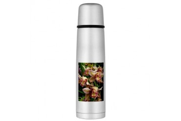 Large Thermos Bottle Pink Large Thermosreg; Bottle by CafePress