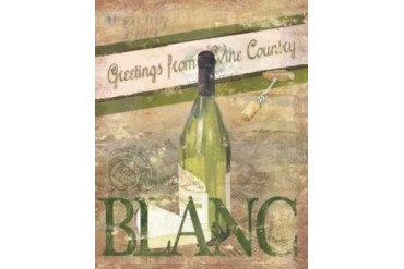 Chateau Chardonnay Poster Print by Paul Brent (24 x 30)