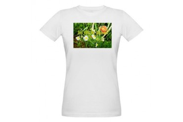look after our hedgerows Nature Organic Women's T-Shirt by CafePress