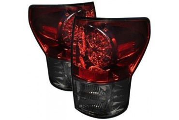 2007-2012 Toyota Tundra Tail Light Spyder Toyota Tail Light 5029614 07 08 09 10 11 12