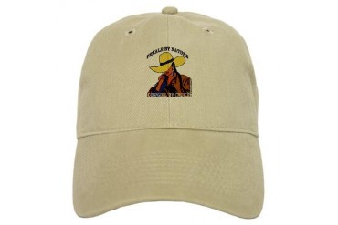Cowgirl by Choice Western Cap by CafePress