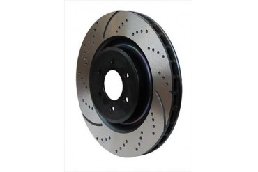 EBC Brakes Rotor GD1207 Disc Brake Rotors