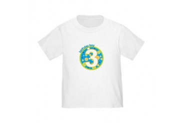 3rd birthday t-shirts Toddler T-Shirt