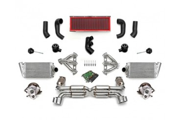 Fabspeed FS-700 Supersport Turbo Package Porsche 996 Turbo Tiptronic 01-05