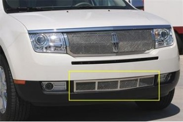 T-Rex Grilles Upper Class; Mesh Bumper Grille Insert 55717 Bumper Valance Grille Inserts