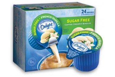 International Delight Sugar Free French Vanilla Creamer Singles