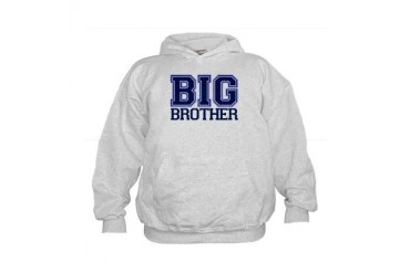big brother varsity Kids Hoodie