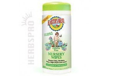 Nursery Wipes Canister50 ct(case of 6)