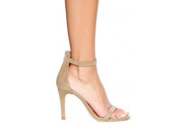 joie Abbot Sandal in Cement - designed by Joie
