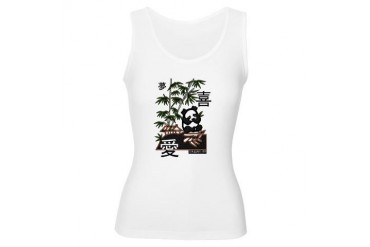 Dream Joy Love Panda Pets Women's Tank Top by CafePress