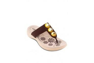 Larrie Embellished Casual Sandals