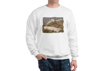 Climbed Great Wall Photo - Beijing Sweatshirt by CafePress