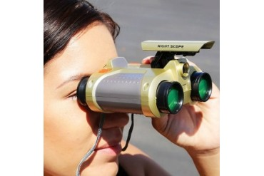 Night Scope Spy Binoculars for Kids