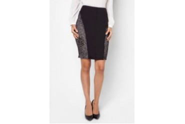 Nichii Floral Lace Skirt