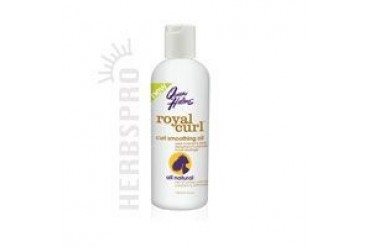Royal Curl Smoothing Oil 4 oz